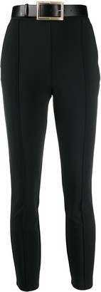 Elisabetta Franchi high-waisted skinny trousers
