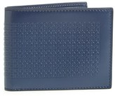 Salvatore Ferragamo Men's Gancini Wallet - Blue