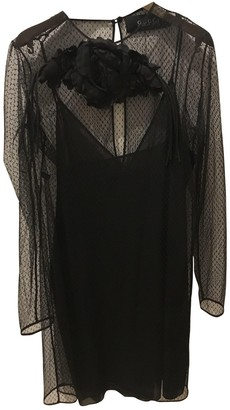 Gucci \N Black Lace Dress for Women