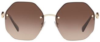 Bvlgari 0BV6122B 1524551002 Sunglasses