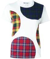 Comme des Garcons patchwork T-shirt