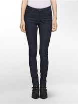 Calvin Klein Sculpted Dark Blue Skinny Jeans