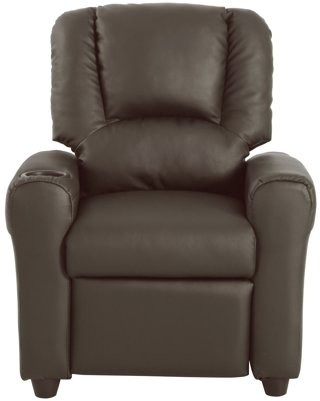 HomePop Juvenile Recliner, Multiple Colors