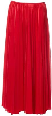Celine Red Polyester Skirts