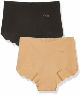 Sloggi Women's Zero Cotton Short C2p Hipster