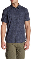 Quiksilver Modern Fit Pocket Print Shirt