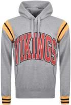 Billionaire Boys Club Vikings Varsity Hoodie Grey