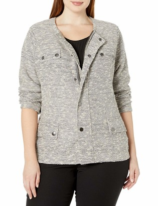 Nic+Zoe Women's Plus Size Jacket