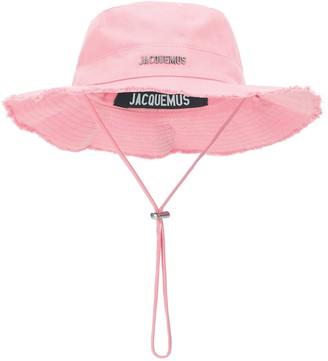 Jacquemus Le Bob Artichaut cotton hat