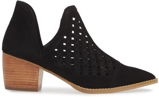 BP Tate Perforated Bootie