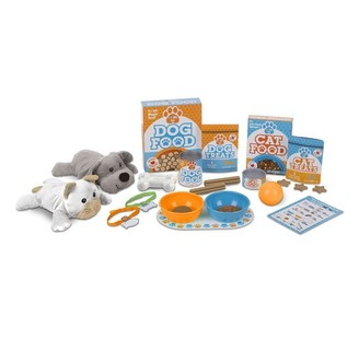 Melissa & Doug Feed and Play Pet Treats Playset