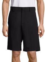McQ Solid Pull-On Shorts