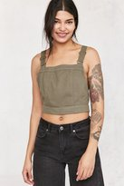 BDG Jessy Cross-Back Cropped Top
