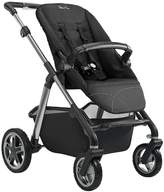 Silver Cross Pioneer Pushchair Chassis, Seat Unit And Carrycot - Graphite