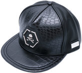 Philipp Plein Chipley baseball cap - men - Cotton/Polyester/Polyurethane - One Size
