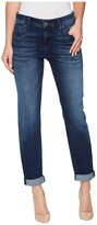KUT from the Kloth Catherine Slouchy Boyfriend in Invigorated w/ Euro Base Wash (Invigorated/Euro Base Wash) Women's Jeans