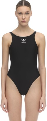 adidas Logo One Piece Swimsuit