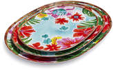 Sur La Table Tropical Melamine Platters