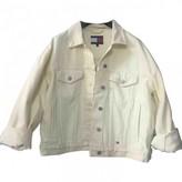 Tommy Hilfiger Yellow Denim - Jeans Jacket for Women