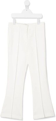MonnaLisa Plain Flared Trousers