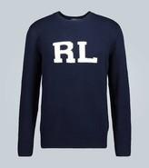 Polo Ralph Lauren Long-sleeve cotton sweater
