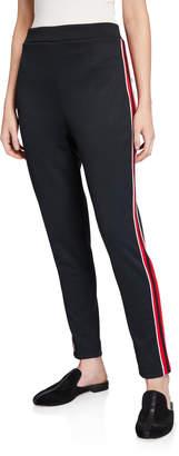 Escada Sport Tinya Side-Striped Pants