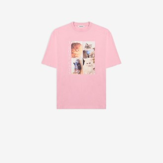 Balenciaga I Love Cats XL T-Shirt
