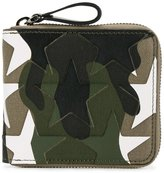 Valentino Garavani Valentino Camustars wallet - men - Nappa Leather/Nylon - One Size
