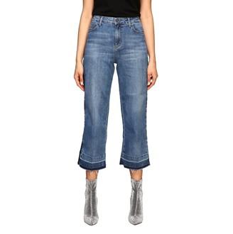 Liu Jo Wide Jeans With High Waist