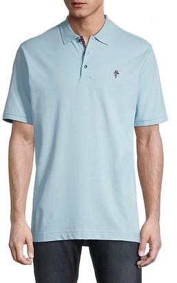 Robert Graham Classic-Fit Cotton Polo