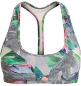 Bjorn Borg Mirage print swim sport top