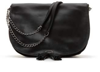 Ikks The Plummer Leather Cross Body Bag