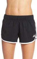 adidas Women's '3-Stripes' Climalite Woven Shorts