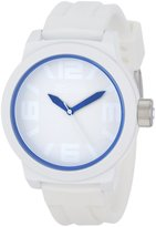 Kenneth Cole Reaction Men's RK1243 Triple Blue Details Watch