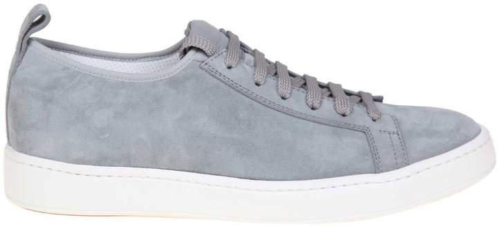 2165634b920 Santoni Men's Suede Sneaker | over 100 Santoni Men's Suede Sneaker |  ShopStyle