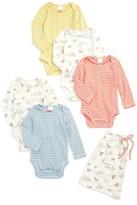 Infant Girl's Mini Boden Bodysuit Set