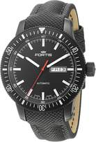 Fortis Men's 647.18.31 LP Analog Display Automatic Self Wind Watch