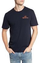 Brixton Men's Tanka Ii Pocket T-Shirt