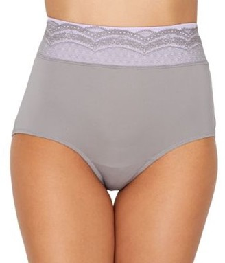 Warner's Womens No Pinching. No Problems. Microfiber Brief Style-RS7401P