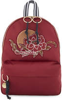 See by Chloe Ladies Iconic Logo Satin Backpack