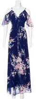 Yumi Kim Floral Print Maxi Dress