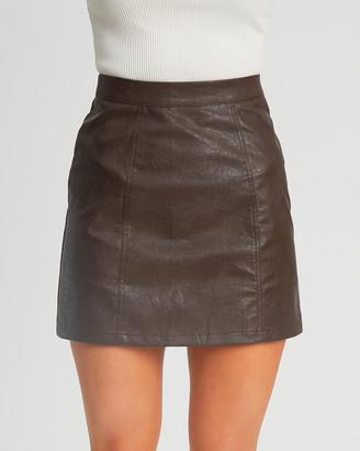 Calli Austin Mini Skirt
