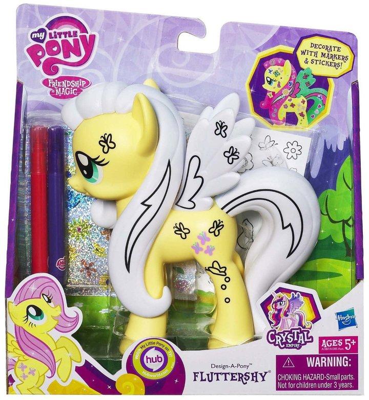 My Little Pony Crystal Fluttershy