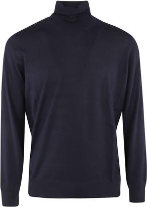 Brunello Cucinelli Turtleneck Plain Sweater