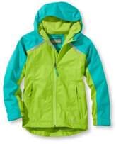 L.L. Bean L.L.Bean Kids' Trail Model Rain Jacket, Lined