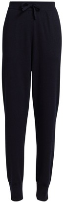 St. John Cashmere Travel Knit Pull-On Pants