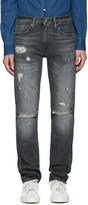 Levi's Grey 511 Jeans