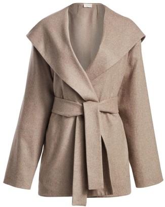 The Row Reyna Cashmere Wrap Jacket