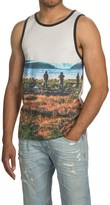 Hippy-Tree HippyTree Maritime Photo Tank Top (For Men)