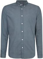 Linea Men's Gingham Classic Fit Long Sleeve Shirt